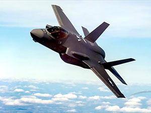 F-35 eğitimi alan pilotlar Türkiye'ye geri dönüyor