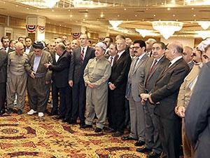 Mesud Barzani ABD Bağımsızlık Günü törenine katıldı