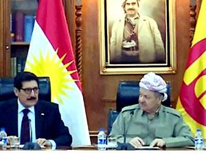 PDK, Mesud Barzani başkanlığında toplandı