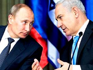 Netanyahu Rusya'ya gidiyor