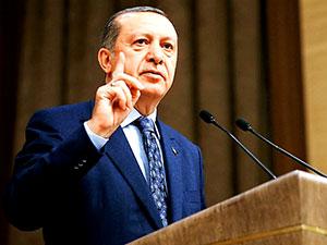 Erdoğan: Sanıktan teröre bulaşmış olanlar çıkarsa anında kayyum atarız