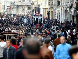 Türkiye'de her beş kişiden biri hakkında soruşturma
