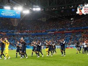 Fransa üçüncü kez Dünya Kupası finalinde