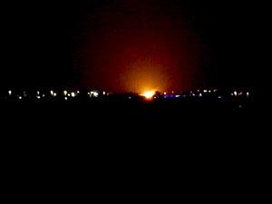 İsrail Suriye'de 3 askeri hedefi vurdu