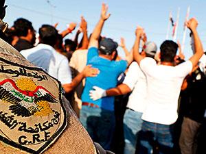 Irak'ta gösteriler Bağdat'a sıçradı