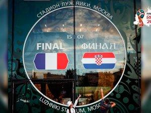 Moskova'da beklenti Hırvatistan şampiyonluğu