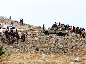 Mahmur'da IŞİD'e karşı ortak operasyon