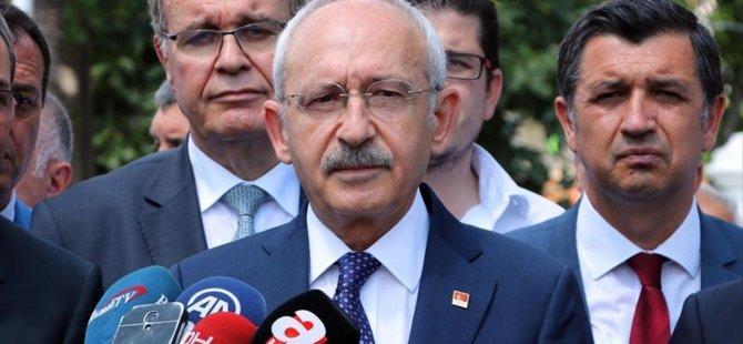 Kılıçdaroğlu: Halk perişan, Saray lale devri yaşıyor