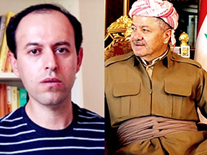 Mesud Barzani'den Prof. Bîrkar'a kutlama mesajı