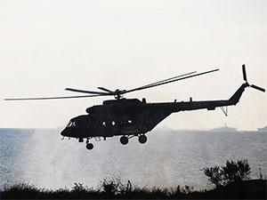 Rusya'da helikopter düştü, 18 kişi yaşamını yitirdi