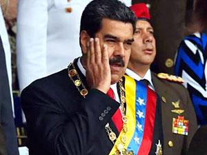 Suikast girişimine uğrayan Maduro, ABD ve Kolombiya'yı suçladı