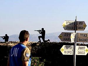 BM Barış Gücü Golan tepeleri'ne geri dönüyor