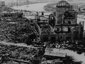 Hiroşima'ya atom bombası atılmasının 73. yılı