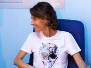 Esma Esad'a kanser teşhisi