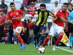 Fenerbahçe Benfica'yı konuk edecek