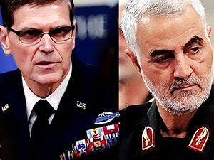 ABD'li general: Bölgedeki sorunların sorumlusu Kasım Süleymani'dir