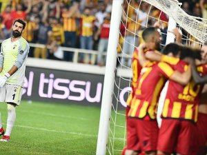 Fenerbahçe ilk deplasman maçında yenildi