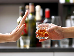 'Alkolün bir kadehi bile sağlıklı değil'