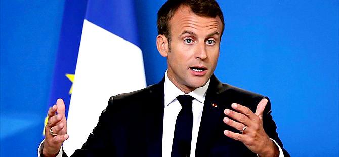 Macron: Avrupa Birliği tehlikede