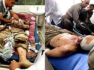 İran'dan KDP-İ ve HDK karargahlarına saldırı