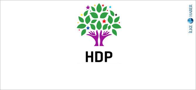 HDP, 20 il ve ilçelerinde adaylarını açıkladı