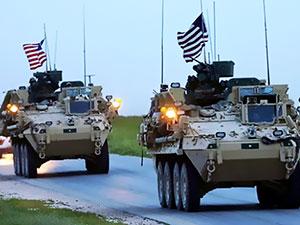 ABD'den, Suriye'deki üsse ek birlik sevkiyatı iddiası