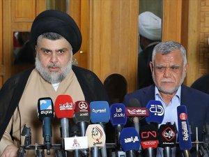 Irak'ta 'Sadr ve Amiri hükümet kurmada anlaştı'