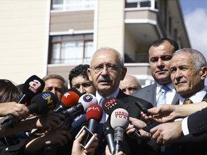 Kılıçdaroğlu: Sadece Atatürk'ün hisselerinin temsilcisiyiz