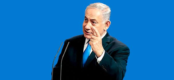Netanyahu: Tüm gücümüzle hareket edeceğiz
