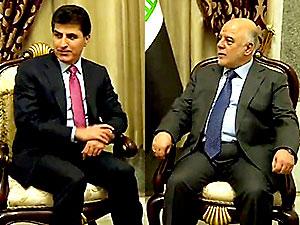 Neçirvan Barzani'den Bağdat'ta yoğun temaslar