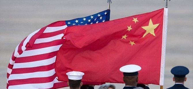 Çin'den ABD'nin 'askeri yaptırımlarına' tepki