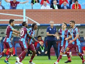 Trabzonspor, Kasımpaşa'yı 4-2 yendi
