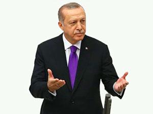 Erdoğan: 'McKinsey'den Danışmanlık hizmeti de almayacağız'
