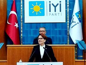 Meral Akşener: Damat Berat'ı Hazinenin başından alın
