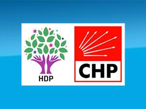 12 HDP'li ve 3 CHP'li vekil hakkında fezleke