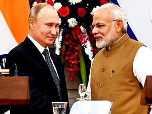 Rusya ile Hindistan S-400 anlaşması imzaladı