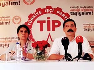 Erkan Baş ve Barış Atay TİP'e geçti