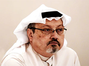 Kayıp Suudi gazeteci Kaşıkçı için soruşturma başlatıldı