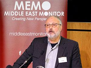 'Suudi gazeteci konsoloslukta öldürüldü' iddiası