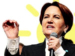 Meral Akşener: AKP ile MHP birleşecek