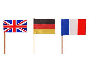 İngiltere, Almanya ve Fransa'dan Kaşıkçı için ortak açıklama