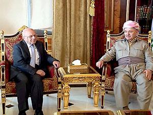 Mesud Barzani: Beşikci onur sembolüdür