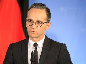 Alman Dışişleri Bakanı Soylu'nun açıklamalarını eleştirdi