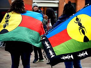Kaledonya'da halk Fransa'dan ayrılmamayı seçti