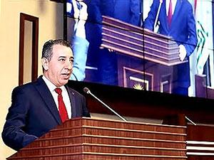 Kürdistan Parlamentosu'nda Türkçe yemin