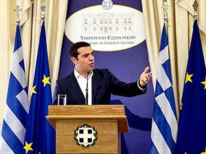 Çipras resmen istifa etti: Yunanistan erken seçime gidiyor