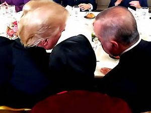 Erdoğan ve Trump Kaşıkçı cinayetini görüştü