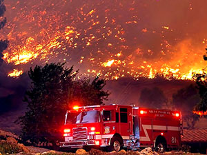 Kaliforniya yanıyor: 23 ölü 35 kayıp