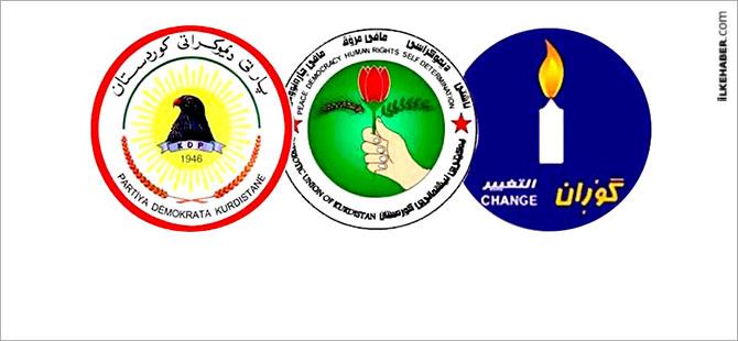 Kürdistan'da yeni hükümet için yeni formül