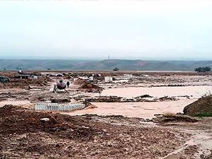 Kürdistan ve Irak'ta sel felaketi